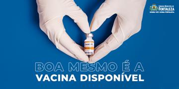 Vacina disponível