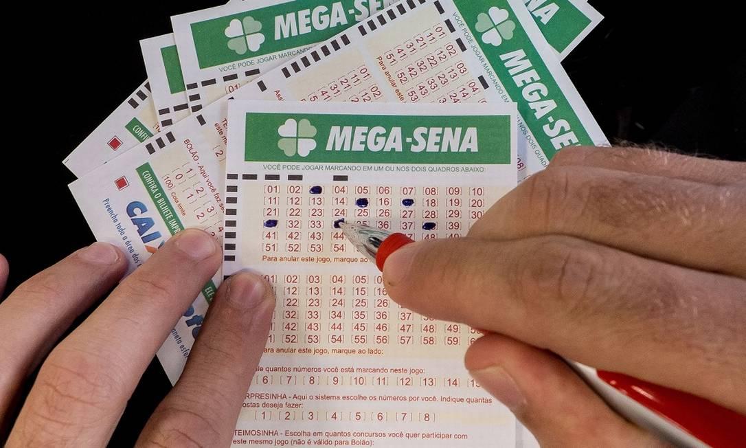 Mega-Sena sem vencedor, vai pagar R$ 46 milhões no próximo sorteio