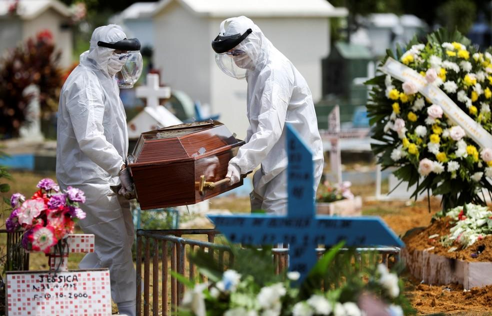 Brasil registra menor número de mortes por Covid desde janeiro