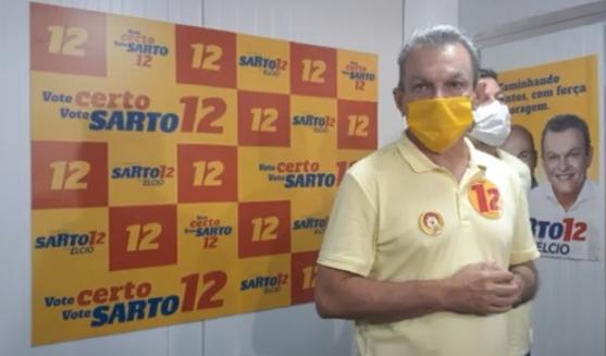 Sarto revela que pretende ter uma relação institucional com Bolsonaro - vídeo