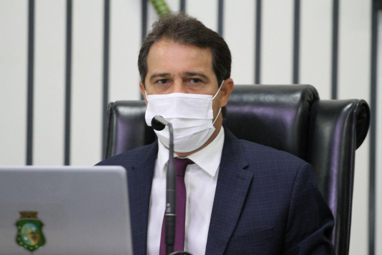 Presidente da Assembleia Legislativa Evandro Leitão faz defesa da democracia e das instituições no 7 de setembro
