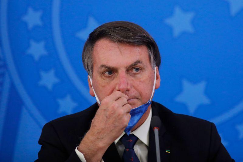 Bolsonaro tem dúvida da reeleição, com ironia cita Haddad, Marina e Ciro como presidenciáveis