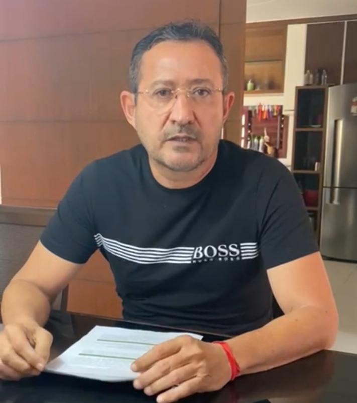 Prefeito de Itaitinga pede Força Nacional para o município