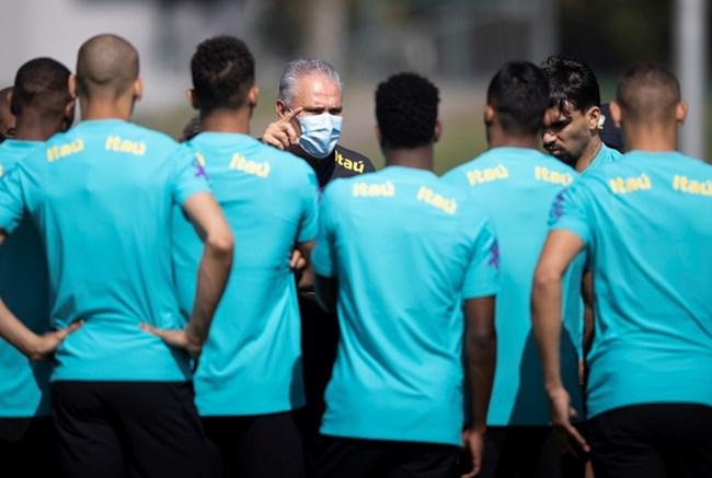 Jogadores da Seleção Brasileira não querem jogar Copa América