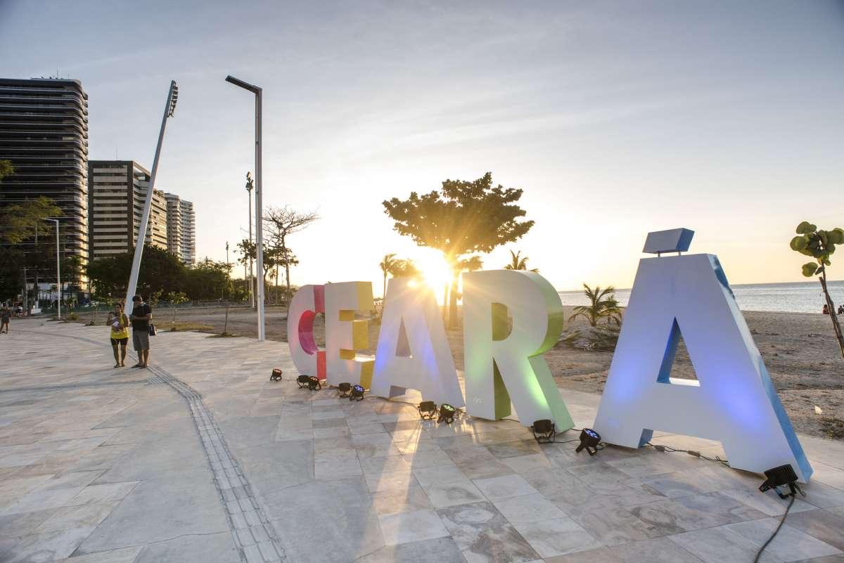 Governo do Ceará espera receber mais de 400 mil turistas nessa alta estação