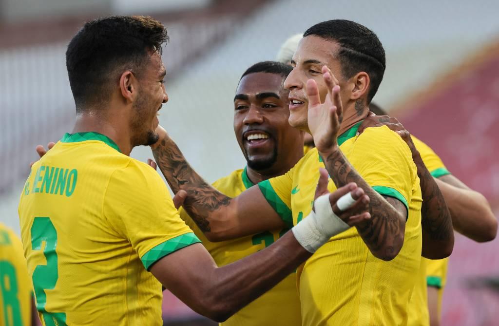 Brasil vence e está na final dos Jogos Olímpicos de Tóquio
