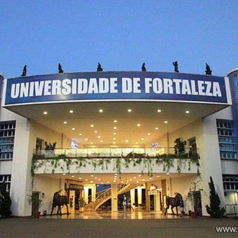 Unifor escolhida melhor instituição de ensino superior particular do Brasil