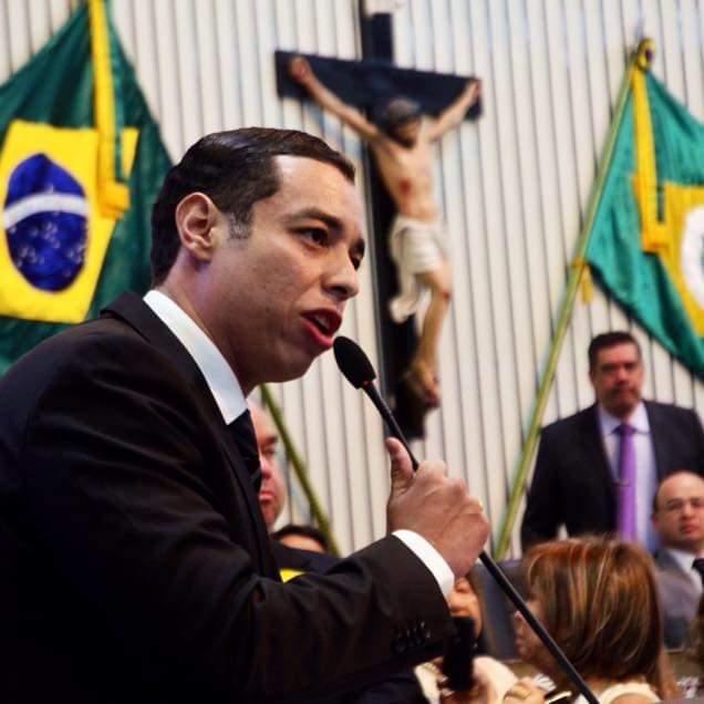Leonardo Araújo tem dois importantes projetos  tramitando na Assembleia Legislativa
