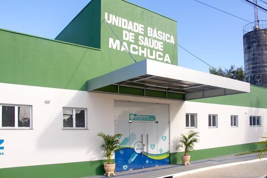 Prefeitura de Aquiraz inaugura Unidade Básica de Saúde do Machuca
