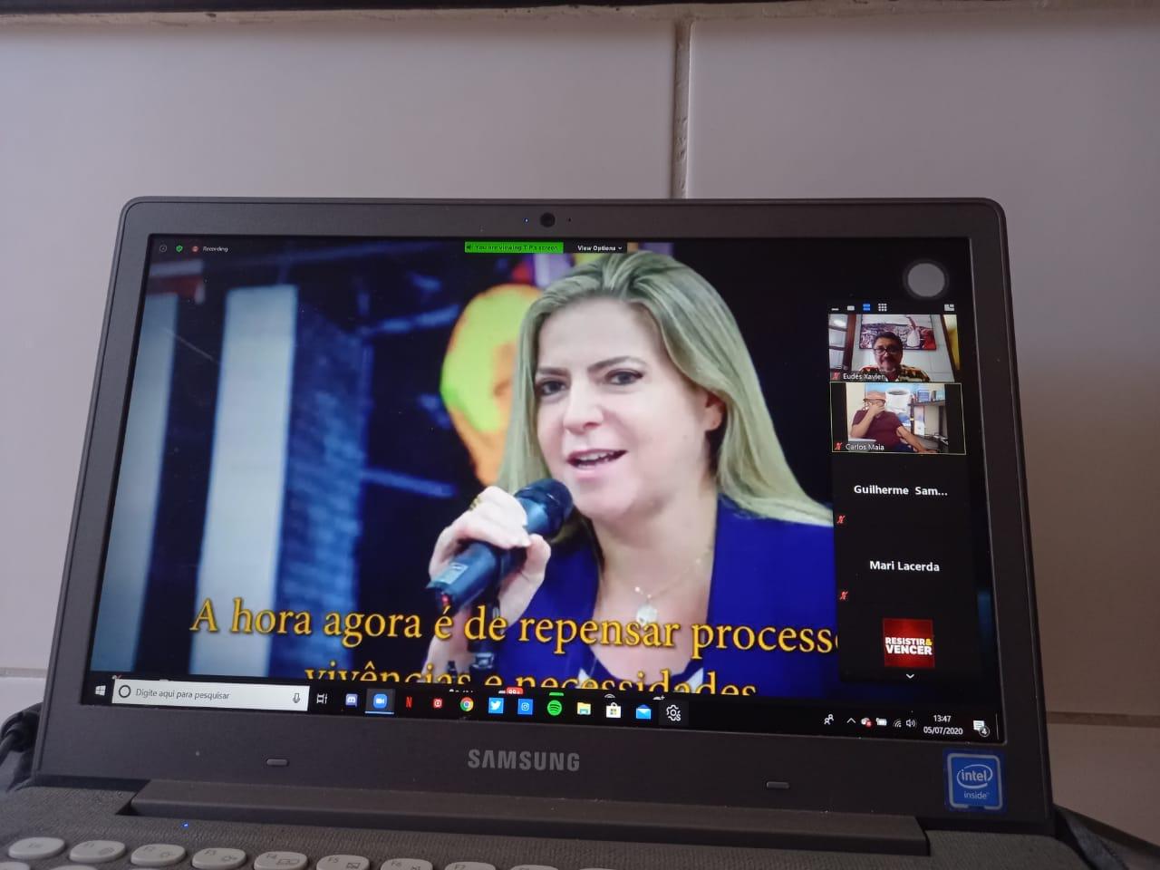 PT homologa Luizianne Lins  como pré-candidata à Prefeitura de Fortaleza
