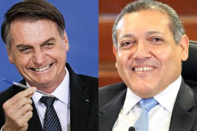 Ministro indicado por Bolsonaro toma posse hoje no STF