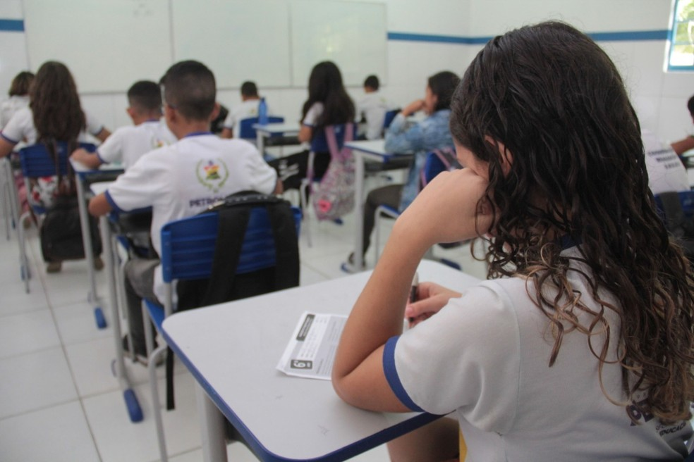 Matrículas de alunos novatos da Rede Municipal de Fortaleza termina nesta quarta-feira