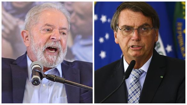 Lula aparece na frente de Bolsonaro na corrida presidencial de 2022, aponta pesquisa