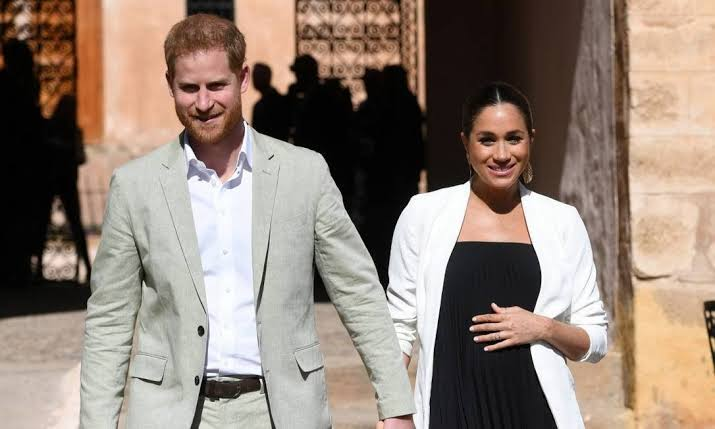 Nasce o primeiro filho do príncipe Harry e Meghan Markle