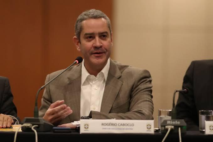 Rogério Caboclo afastado da presidência da CBF