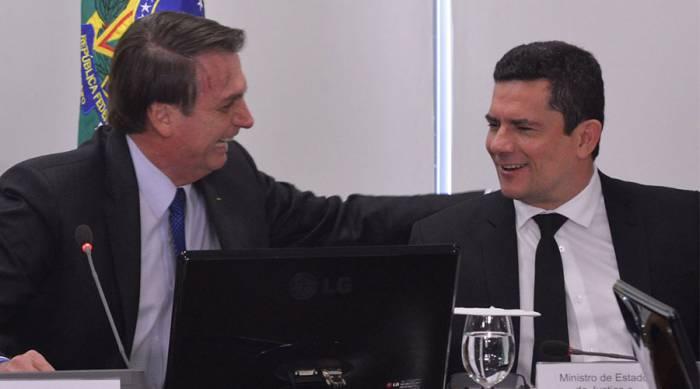 Sérgio Moro pode ser candidato a vice de Bolsonaro em 2022