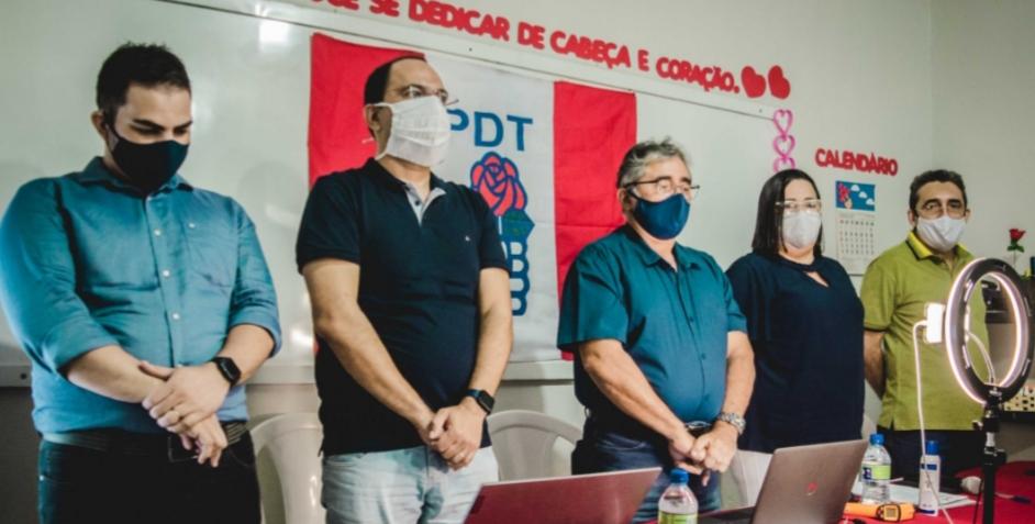 PDT lança pré-candidatura de Renato Rodrigues à Prefeitura de Pacatuba