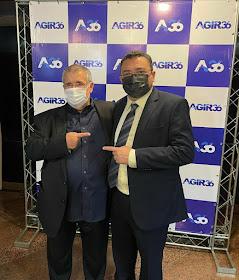 Presidente do AGIR do Ceará, antigo PTC prestigia mudança de nome do partido em Brasília