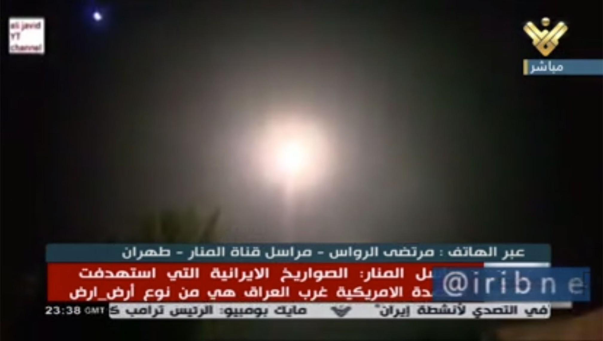 Irã ataca base com soldados americanos no Iraque