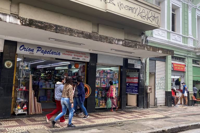 Belo Horizonte entra em lockdown nesta segunda-feira