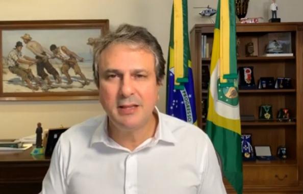 Camilo anuncia auxílio cesta-básica de R$ 200 para  profissionais dos transportes e ambulantes