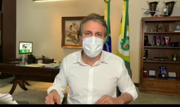 Camilo anuncia pagamento da primeira parcela do 13° salário dos servidores estaduais