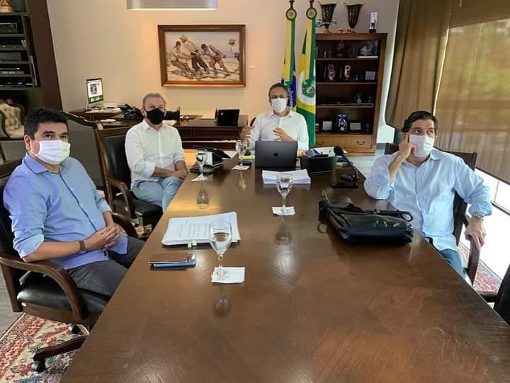 Camilo prorroga decreto estadual que proíbe festas, shows e eventos sociais