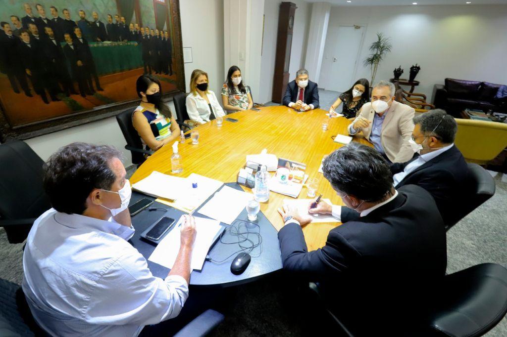 Assembleia Legislativa e setor produtivo lançam Campanha 'Ceará Imunizado'