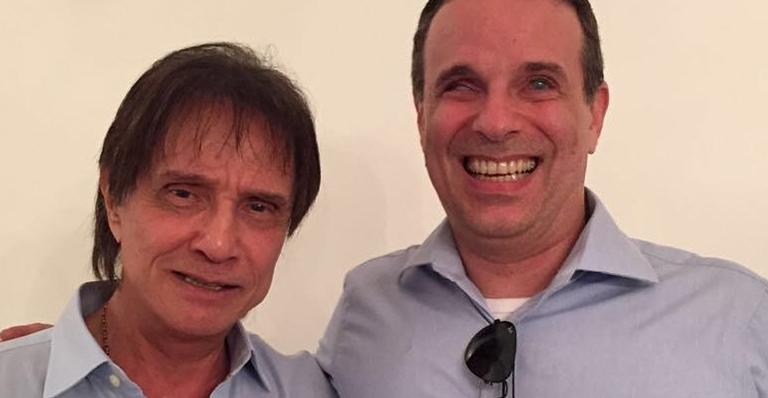 Morre filho do cantor Roberto Carlos, o produtor Dudu Braga