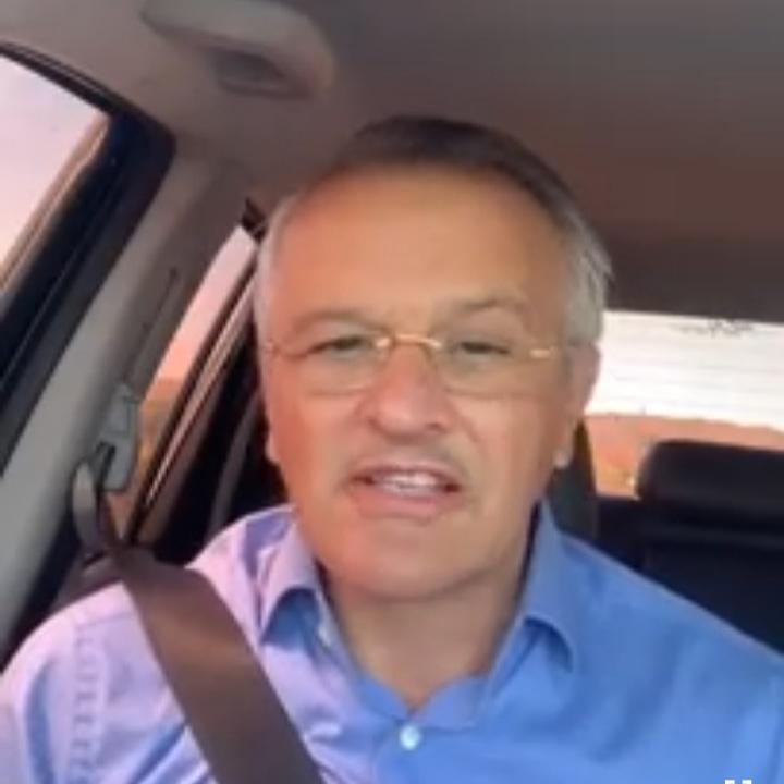 Vice-prefeito de Juazeiro repudia atitude de Cid Gomes contra pré-candidatura de Gilmar Bender