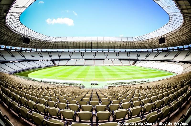 Fortaleza e Ceará pagarão pela reposição de 4 mil cadeiras na Arena Castelão