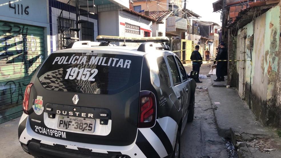 Fortaleza tem redução de 55% nas mortes provocadas  por crimes violentos em maio, o corte acontece em todo Ceará