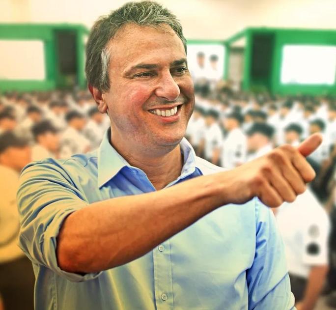 Suspeito de hackear celular de Camilo Santana é preso no Maranhão