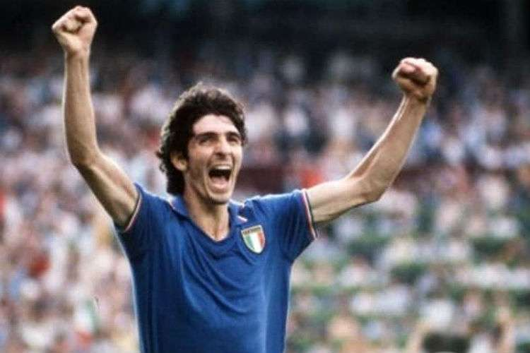 Morre jogador italiano Paolo Rossi