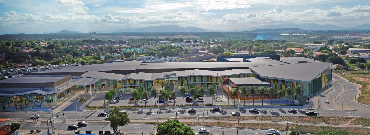 Shopping Eusébio até outubro inaugura sua nova expansão - veja o vídeo
