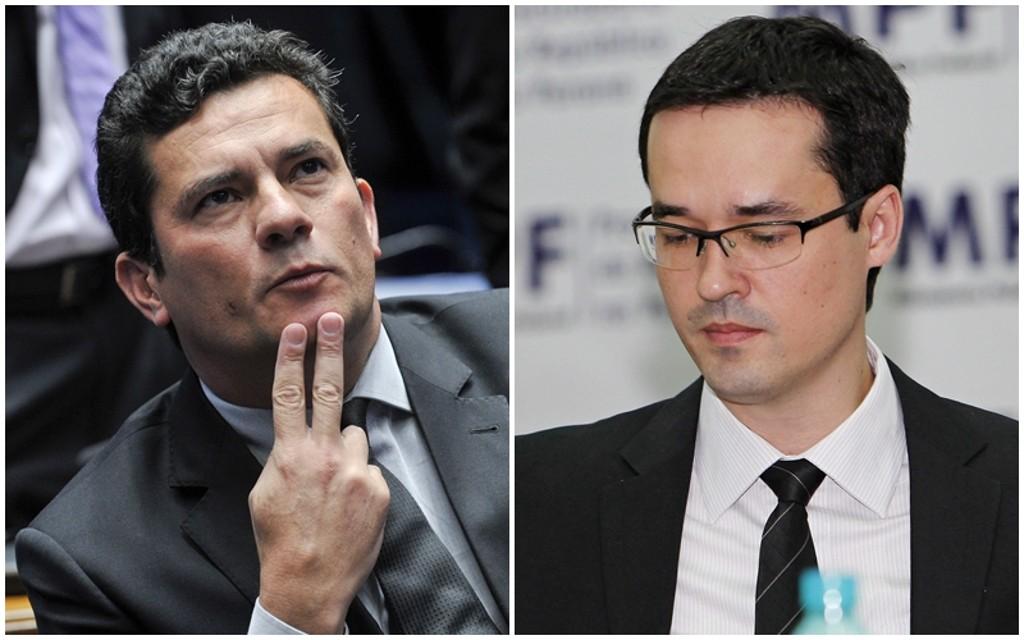 OAB divulga nota em que pede afastamento de Sérgio Moro e Dallagnol