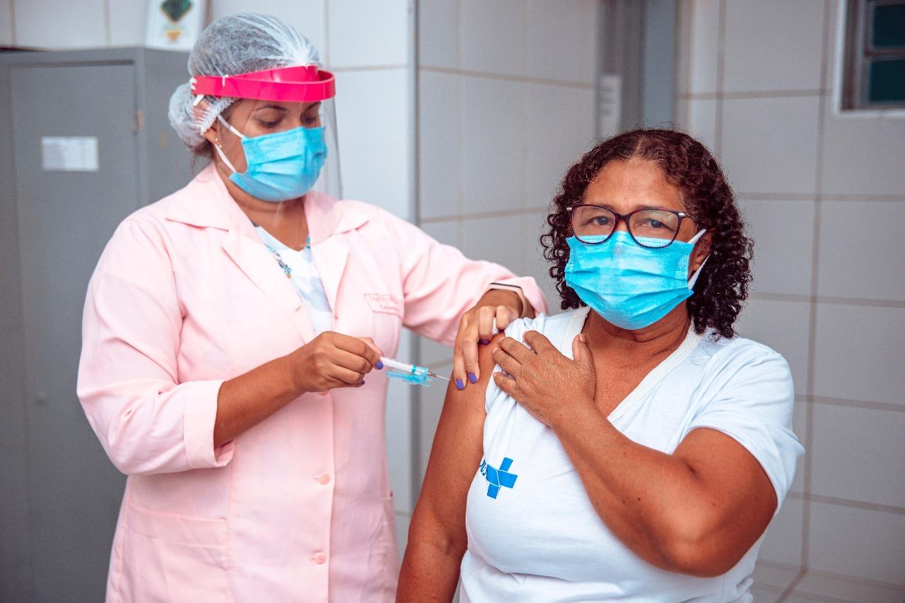 Quixadá: vacinação geral para pessoas com 59 anos nesta quinta-feira