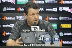 """Ceará novamente """"bate cabeça"""" e cai para zona de rebaixamento – veja o vídeo do treinador"""