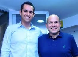 Prefeito Roberto Cláudio agradece ao deputado Domingos Neto pela emenda R$ 65 milhões para saúde
