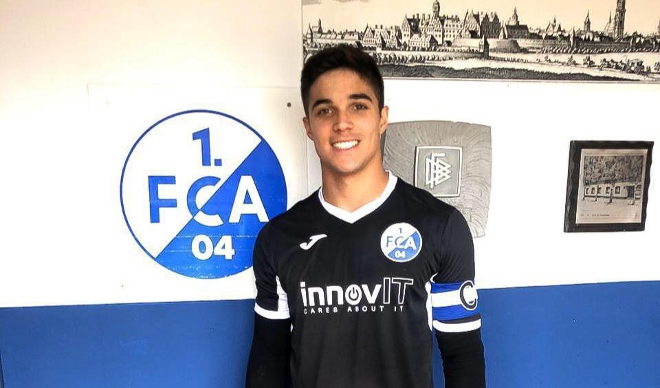 Wagner Filho ganha confiança do técnico e estreia como capitão no campeonato Alemão