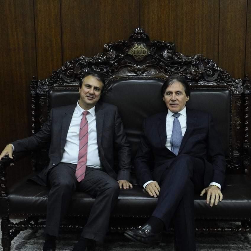 Eunicio Oliveira elogia os 100 dias de Governo de Camilo