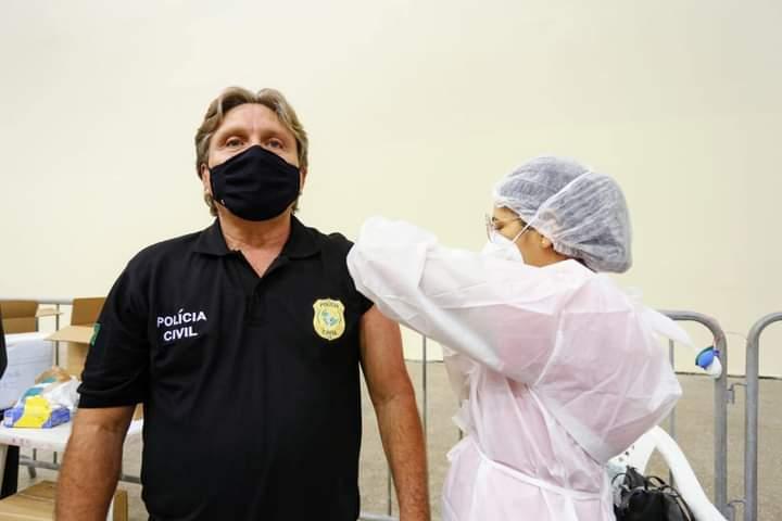 Ceará ultrapassa 1,3 milhão de vacinados contra Covid-19