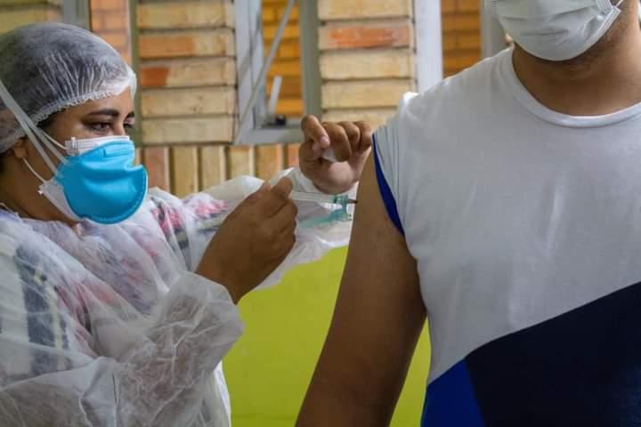 Eusébio inicia vacinação contra Covid-19 na população geral a partir de 50 anos neste sábado