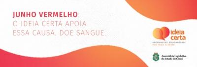Assembleia Legislativa inicia campanha que visa incentivar a doação de sangue no Ceará