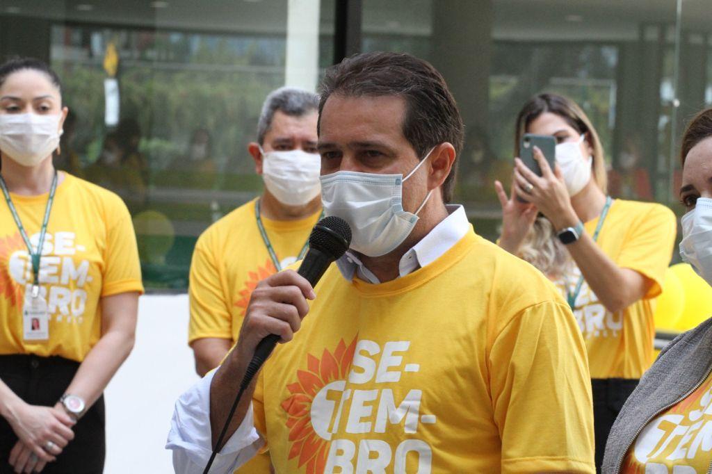 Assembleia Legislativa leva 'Setembro Amarelo' para o interior a partir desta segunda-feira