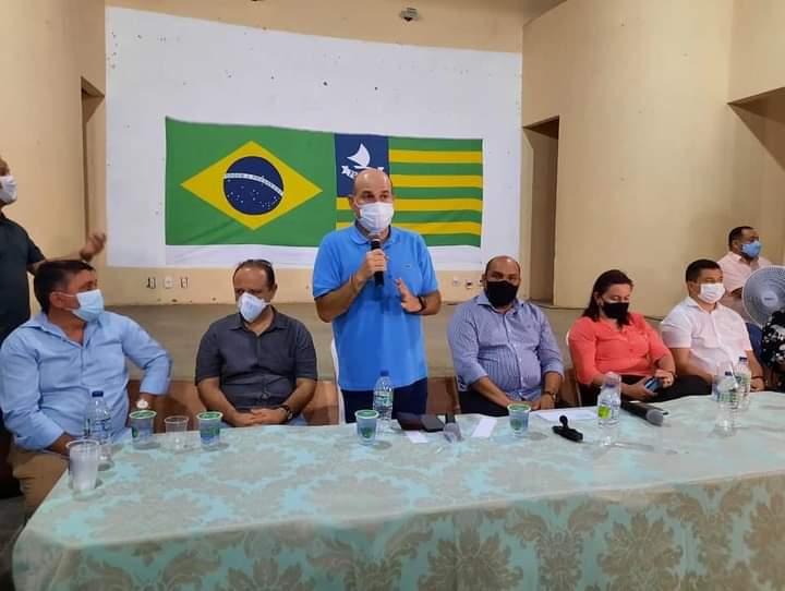 Roberto Cláudio em ritmo de pré-candidato ao Governo do Ceará participa de reuniões na Capital e interior