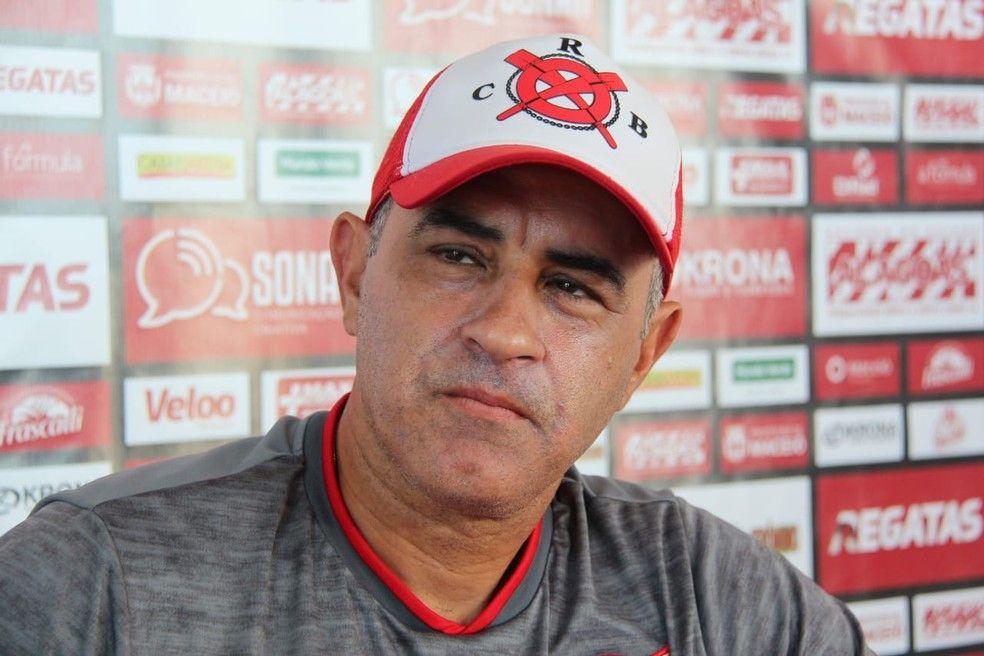 Marcelo Chamusca é o novo técnico do Fortaleza