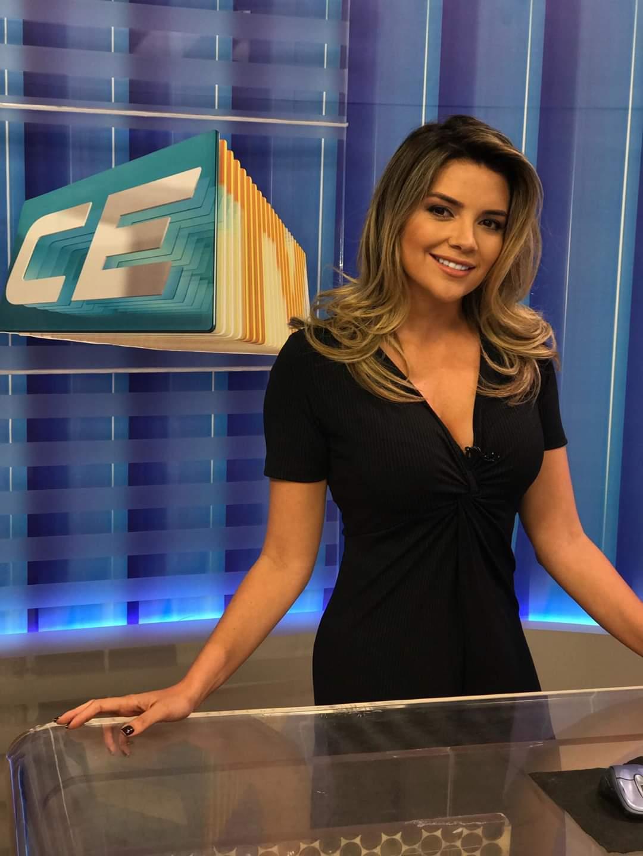 Mais uma apresentadora deixa a TV Verdes Mares