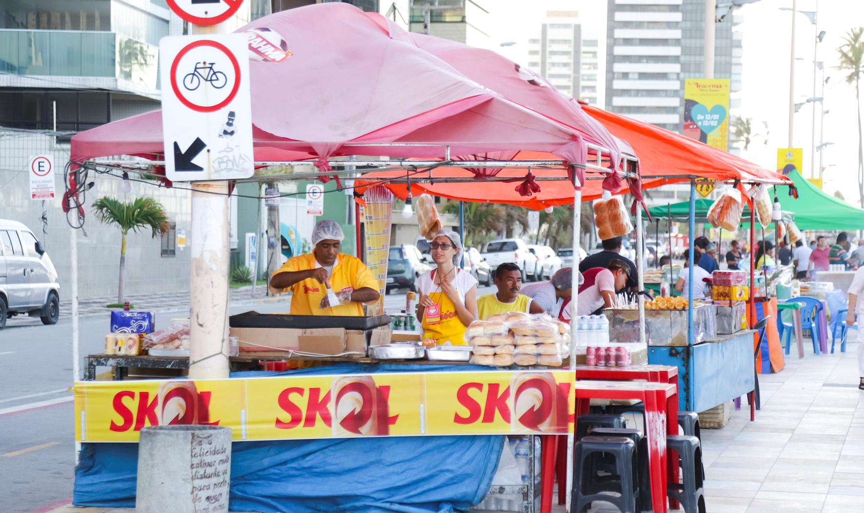 Cadastro de ambulantes para o Pré-Carnaval da prefeitura de Fortaleza têm inicio nessa segunda