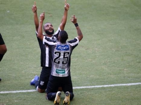 Ceará vence o Bragantino-PA e avança na Copa do Brasil